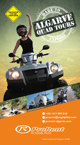 Algarve Quad Tours